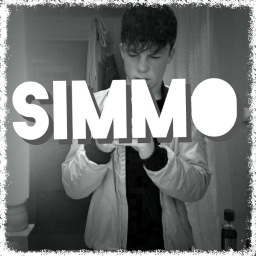 Cover of track simmo colab by DjBigBalls