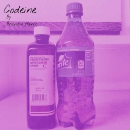 Cover of track Codeine by brandonharris