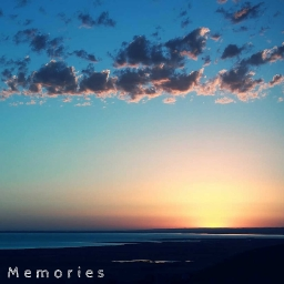 Cover of track Memories by synthy