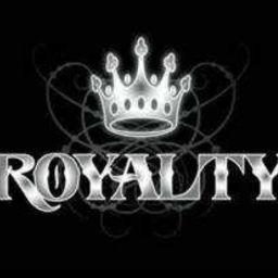Cover of track Royalty by Old account(Infinity 808