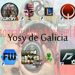 Cover of track Yosy de Galicia in the party by DJ YOSY