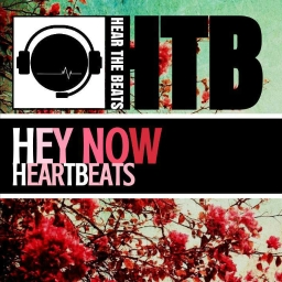 Cover of track Hey Now by Heartbeats