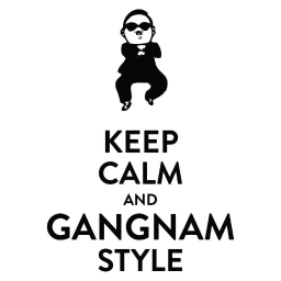 Cover of track Gangam Style (little Remix) by J Zay