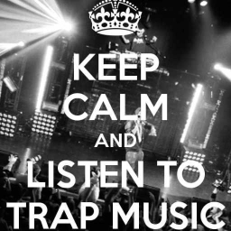 Cover of track Trap it by jaysamuels