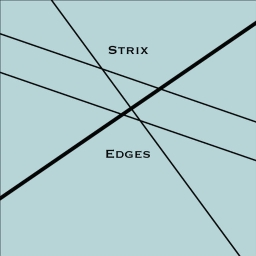 Cover of track Edges by Strix