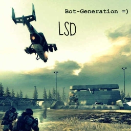 Cover of track Bot-generation by LSD