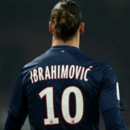 Cover of track IBRAHIMOVIC by JOV´S FOURTEEN