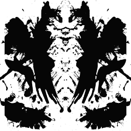 Cover of track Freud by Rorschach test