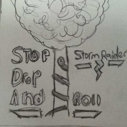 Cover of track Stop Drop and Roll by stormraider