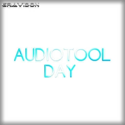 Cover of track Audiotool Day (GRAVI2K15 Edition) by Gravidon