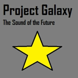 Cover of track Sound of the Future by ProjectGalaxy