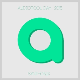Cover of track Audiotool Day 2015 - Synthonix by synth pie