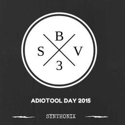 Cover of track Audiotool Day 2015 - Synthonix and BV3S! by BV3S! (Official)