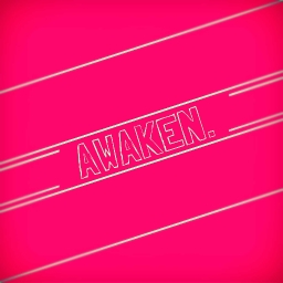 Cover of track Awaken. by synthy