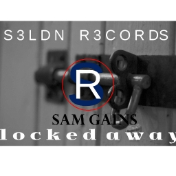 Cover of track locked away by samgains