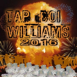 Cover of track trap_boi_williams hell in chicago by TRAPBOIWILLIAMSbeats