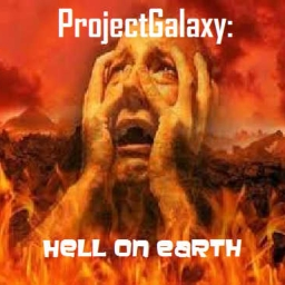 Cover of track Hell on Earth [Extended Mix] by ProjectGalaxy