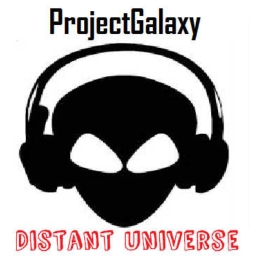 Cover of track Distant Universe by ProjectGalaxy