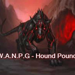 Cover of track W.A.N.P.G - Hound Pound by W.A.N.P.G. Official