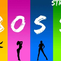 Cover of track boss BEAT by strast