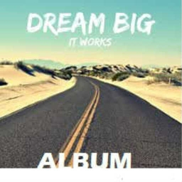 Cover of track dream big by Mo Lo Tove