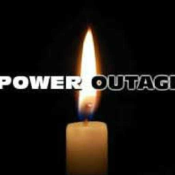 Cover of track power outage by k1ttyl0v3r123