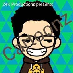 Cover of track Kartoonz by 24K Productions