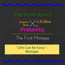 Cover of track Top Flow Beatz - House Of Trap by G.R.ZBeats