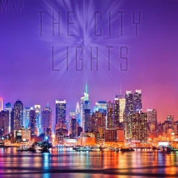 Cover of track The City Ligths by Zanlex