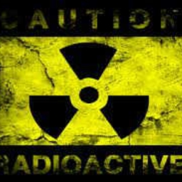 Cover of track Radioactivity (1st remaster) by TexTar