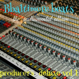 Cover of track track1 bbatimore beats producer edition vol1 by bryant_bullock