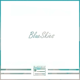 Cover of track Blueskies by Weslley Silverio