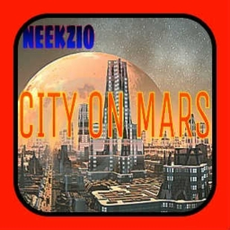 Cover of track City On Mars by neek