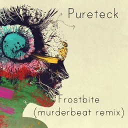 Cover of track Pureteck - Frostbite (Murderbeat Remix) by Murderbeat [100]
