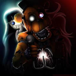 Cover of track night 1(FNAF) by ☣ĐJ฿ⱠɄɆⱧ₳Ⱬ₳ⱤĐ☣