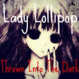 Cover of track Trough the Ceiling by Lady Lollipop