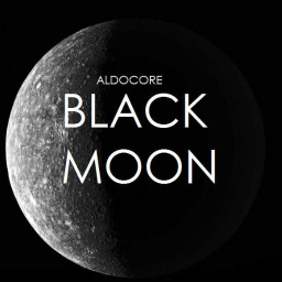 Cover of track BLACK MOON by aldocore