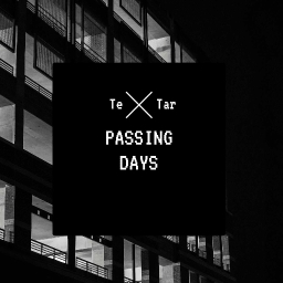 Cover of track Passing Days by TexTar