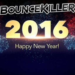 Cover of track 2016! by BounceKillerOFFICIAL