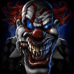 Cover of track clown by JACKREAPERMua5