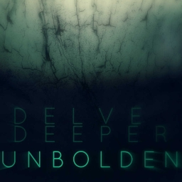Cover of track Unbolden by delve