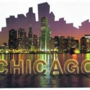 Cover of track chicago by yungrichnino.ftyungmyrtle