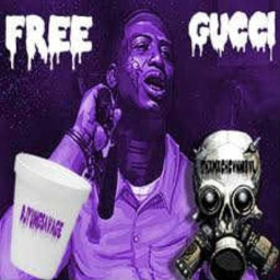 Cover of track free gucci by yungrichnino.ftyungmyrtle