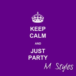 Cover of track Just Party by M_Styles