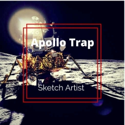 Cover of track Apollo Trap Remix by KÜCC