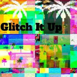 Cover of track Glitch It Up by hb___