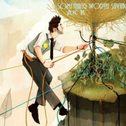 Cover of track something worth saving by ak_k