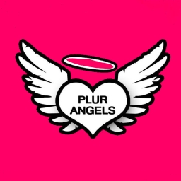 Cover of album PLUR ANGELS by SLicK