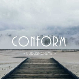 Cover of track Conform by Budushcheye