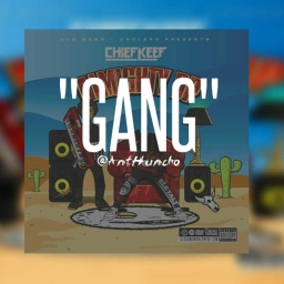 Cover of track Gang @AntHuncho by LAB Prod